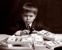 вопросы детей о деньгах