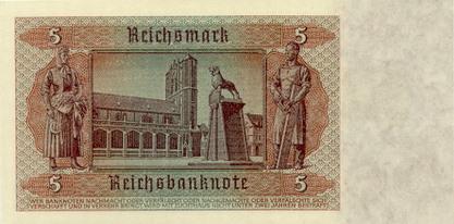 5 марок гдр 1948