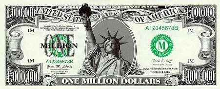 1.000.000 долларов 1997 года