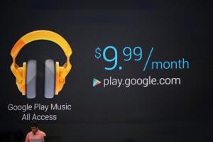 Google объявила о запуску музыкального сервиса