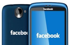 Американцы не захотели покупать Facebook-смартфон
