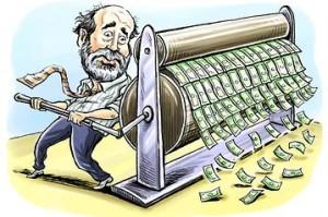 Всемирный Банк подозревает, что в Украине запустили печатный станок