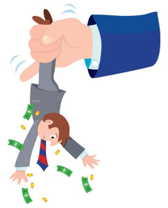«Правительство все делает так, чтобы с людей больше сдирать денег»