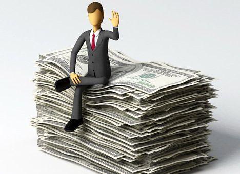 Почему украинским олигархам удается очень бысто зарабатывать большие деньги