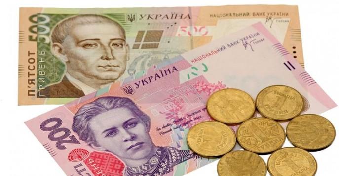 Сколько денег в Украине приходится на одного человека