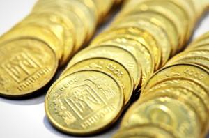 С 1 октября в Украине появятся новые монеты номиналом 50 копеек
