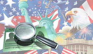 США: Программу Green Card в Украине взяли под контроль мошенники