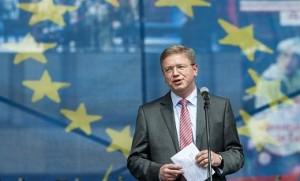 Штефан Фюле: Европейский Союз выделит Украине 796 миллионов евро