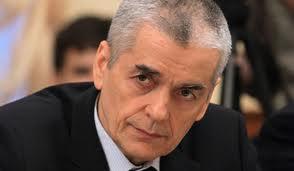 Онищенко: продукция украинской Roshen оставила удручающее впечатление