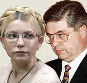 Миндоходов обвинило Тимошенко и Лазаренко в хищении $200 миллионов