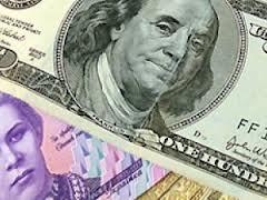 С каким курсом гривни Украина встретит Новый 2014-й год