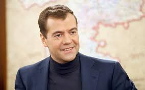 Премьер-министр РФ Медведев послал Украину за деньгами в Брюссель