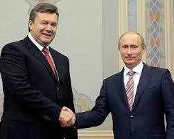 СМИ: Янукович сообщил президенту Литвы о шантаже со стороны России
