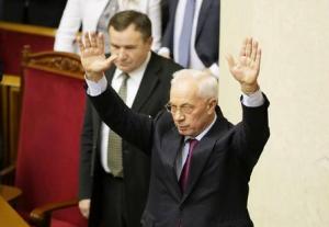 Первое фиаско: Рада не смогла отправить Кабмин Азарова в отставку