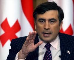 Саакашвили обвинил Путина в рейдерском захвате Украины
