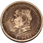5 франков 1943 г.