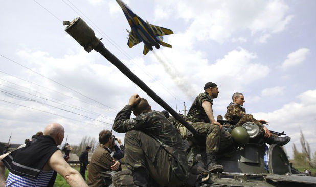 Мнение Соснова о Донбассе
