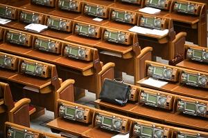 Парламент возьмется за валюту