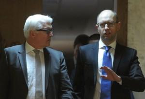 Украинские политики надеются на переговоры