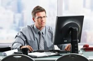 Меньше всего кризис коснулся информационных технологий и разработки программного обеспечения.