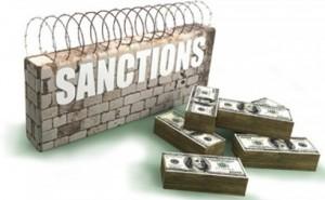 Россия теряет финансы из-за санкций