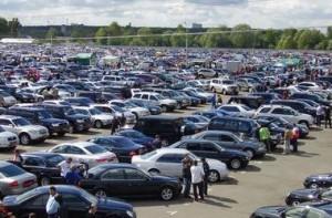 Упали продажи автомобилей в Украине