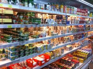 В Ровно больше не продают российские товары