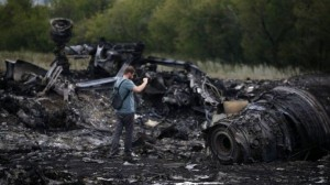 Гибель боинга Украина