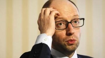 Яценюку отставка не грозит