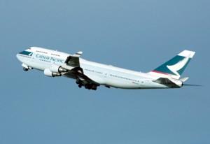 Cathay Pacific Airways не будут летать в Россию