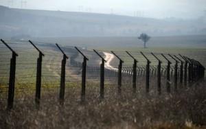 Укрепление границ Украины