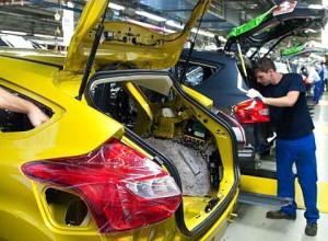 Забастовка на заводе Ford