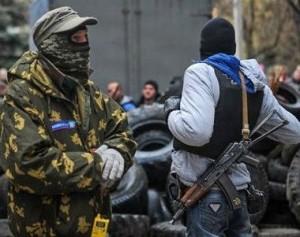 Россия отправила наемников в ЛНР
