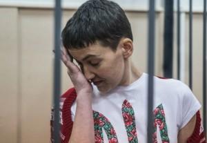 савченко готова прекратить голодовку