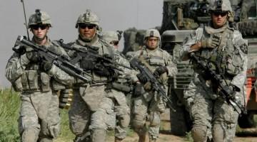 Американские инструкторы будут обучать украинских солдат