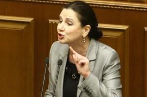Богословская хочет предотвратить Майдан в Харькове