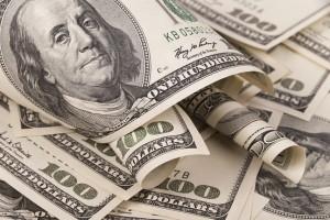 Доллар достиг бюджетного уровня