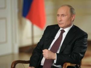 Интервью с путиным для фильма о Крыме