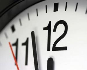 Украинцев ожидает перевод стрелок часов