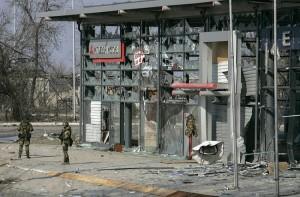 В Донбассе полная разруха