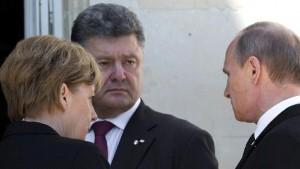 Переговоры Путина и Порошенко - единственный выход