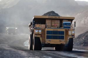 Добыча угля в Донецке падает
