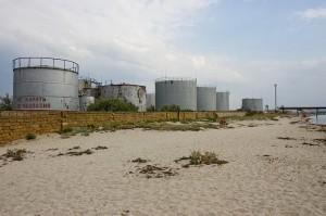 Украина запаслась газом