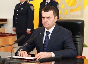 Бывший министр Украины Виталий Захарченко