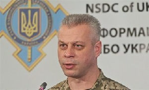 Андрей Лысенко Представитель Президента по вопросам АТО