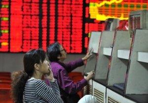 Паника на бирже Китая