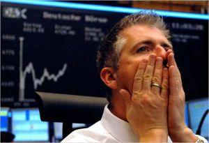 Паника на рынке