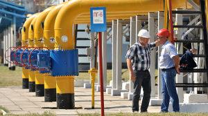 Переговоры по газу