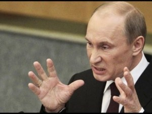 ненависть Путина к Украине