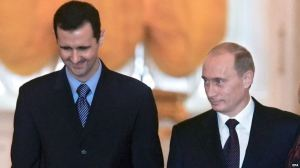 Асад и Путин